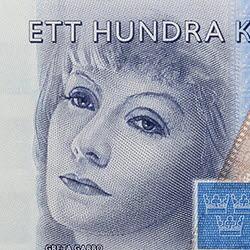 100-kronorssedel